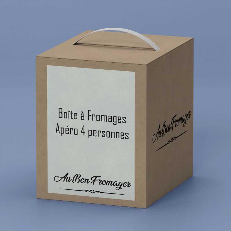 Box Fromage Plateau à Fromages Apéro
