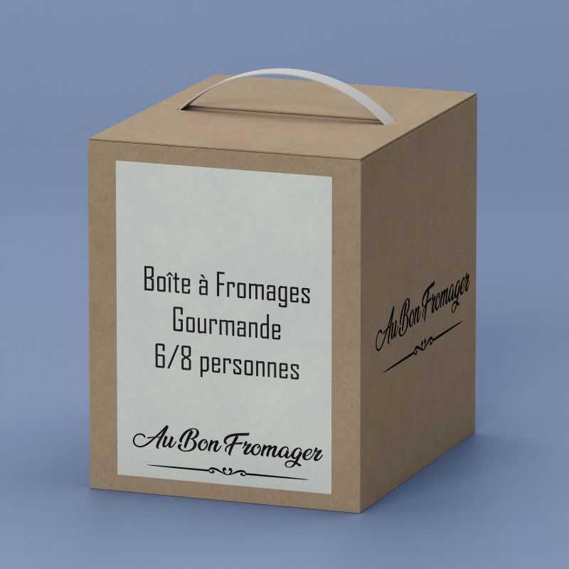 La Box Fromage Gourmande