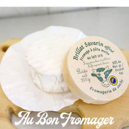 Fromage Brillat Savarin Affiné Crémeux