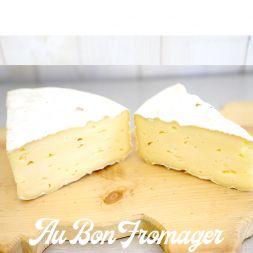 Camembert Fermier Bertrand Lait Cru Vache