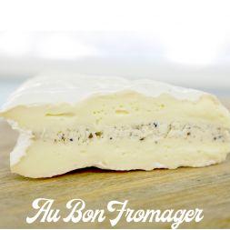 Fromage Brie aux Truffes d'été