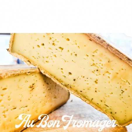 Saucisse Sèche POrc Noir Gascon Bio des Alpilles