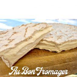 Fromage Brie de Melun Affiné Paillon